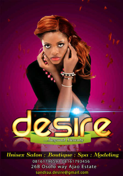 Desire - BellaNija - June2013