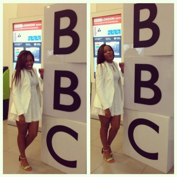 Emma Nyra BBC