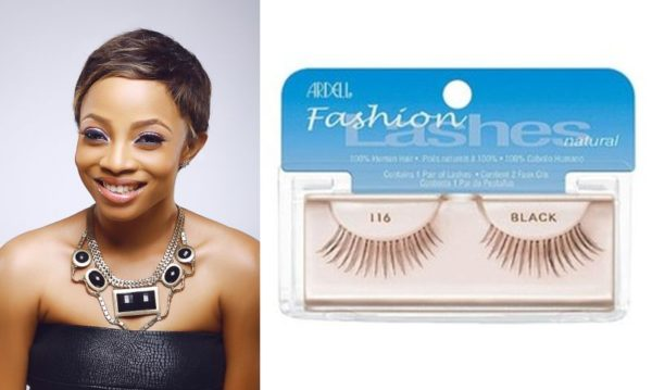 Eyelashes - BellaNaija - June2013001