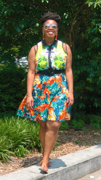 How to Dress 10 Pounds lighter - BellaNaija - June20130015