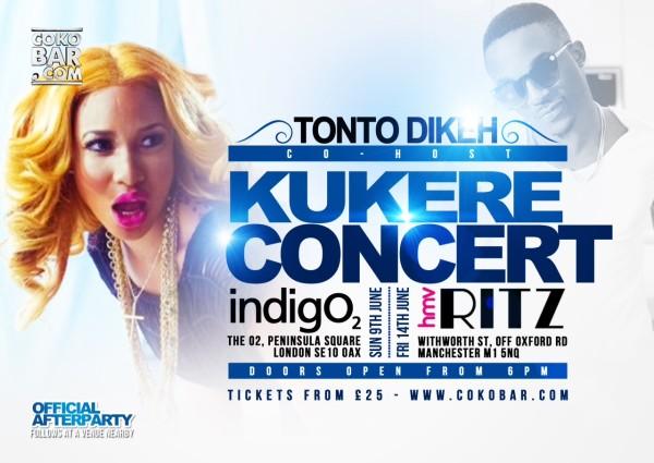 Iyanya's Kukere Concert - June 2013