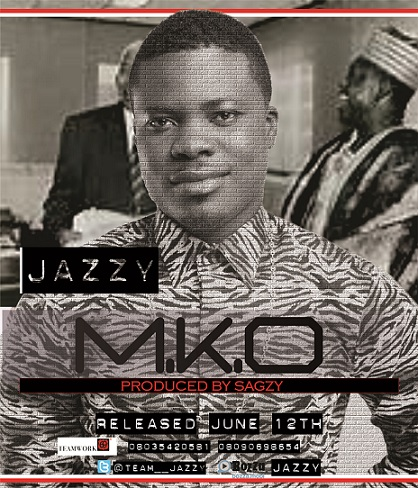 Jazzy MKO 2
