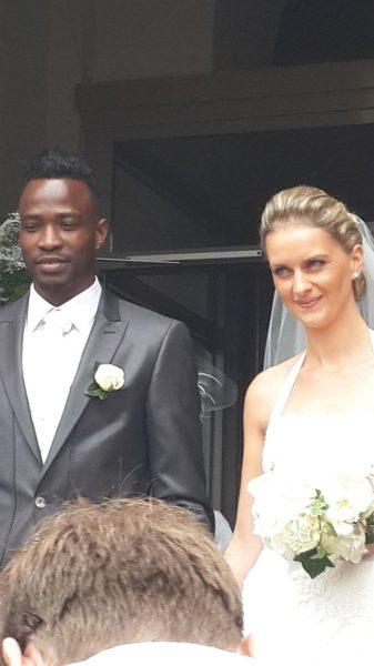 John Utaka Wedding 3