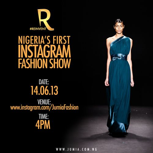 Jumia Instagram Fashion Show - BellaNaija - June2013