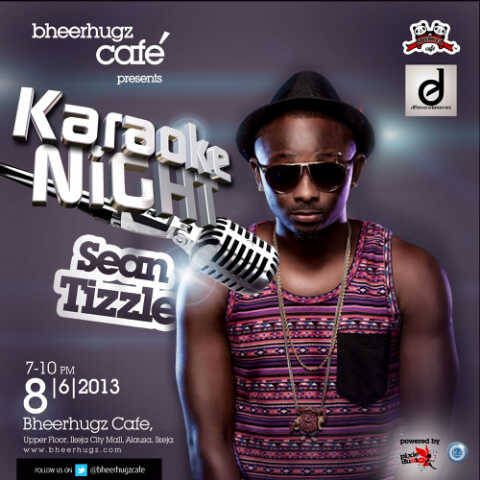 Karaoke Night with Sean Tizzle