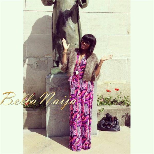 Kemi Adetiba's Moet and Chandon Trip in France - June 2013 - BellaNaija046