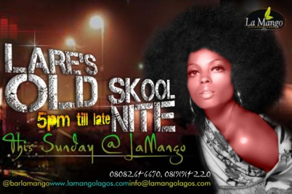 Lare's Old Skool Nite