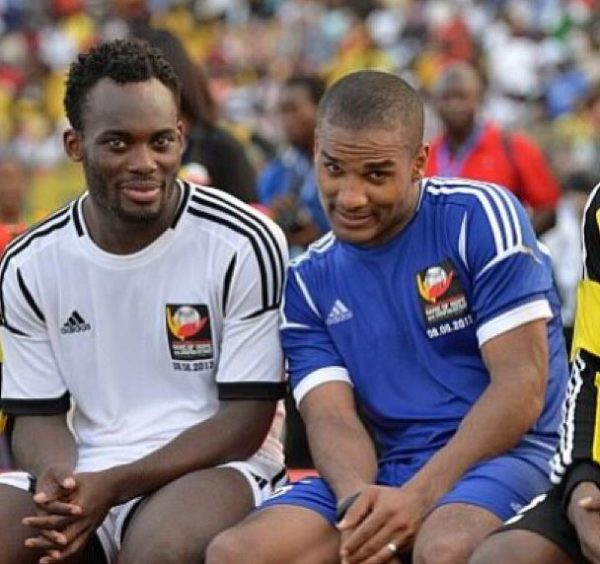 Michael Essien Game of Hope (5)