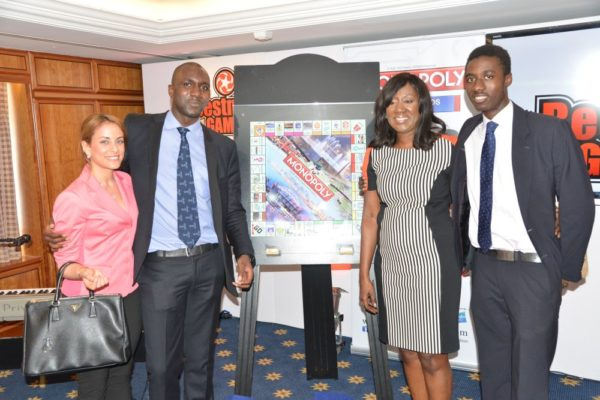 Monopoly UK Unveiling - June 2013 - BellaNaija024