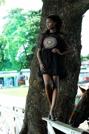 Needle Point Amina Collection Lookbook - BellaNaija - June20130017