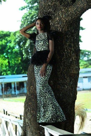 Needle Point Amina Collection Lookbook - BellaNaija - June2013002