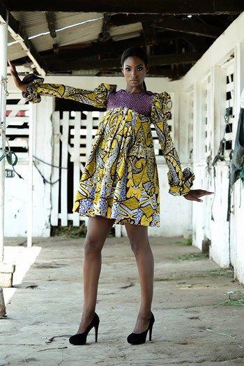 Needle Point Amina Collection Lookbook - BellaNaija - June2013005
