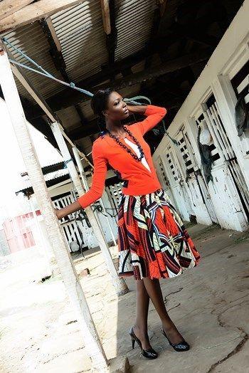Needle Point Amina Collection Lookbook - BellaNaija - June2013007
