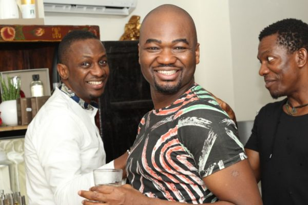 Newton & David Store Launch  - June 2013 - BellaNaija051