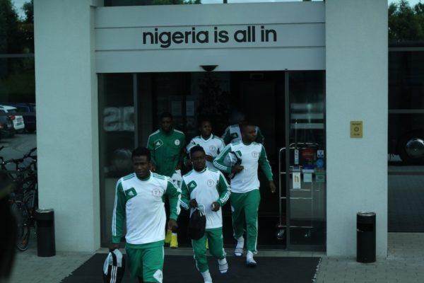 Nigerian Team Train at Adidas Heaquarters - June 2013 - BellaNaija002
