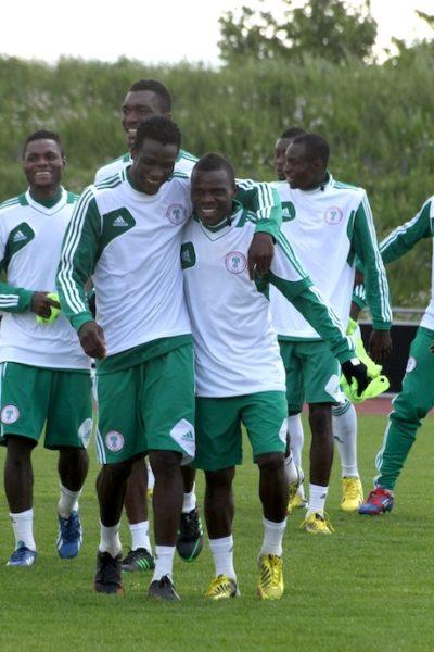 Nigerian Team Train at Adidas Heaquarters - June 2013 - BellaNaija004