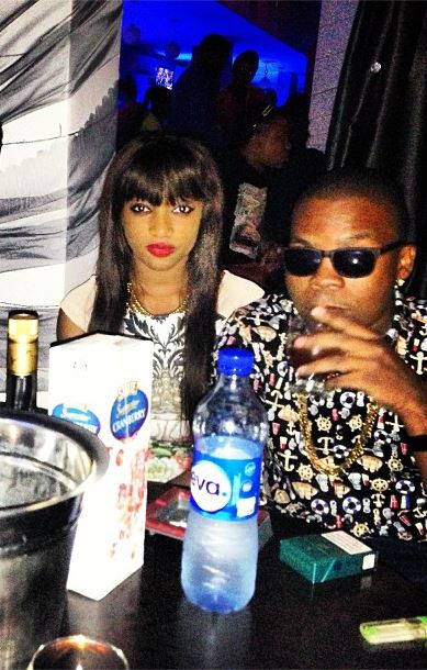 His 'Boo From Day 1'! Meet Nigerian Rap Star Olamide's 'Baby