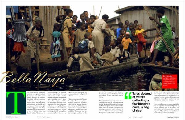Omowunmi Akinnifesi covers Y! Magazine's June 2013 Issue - June 2013 - BellaNaija001