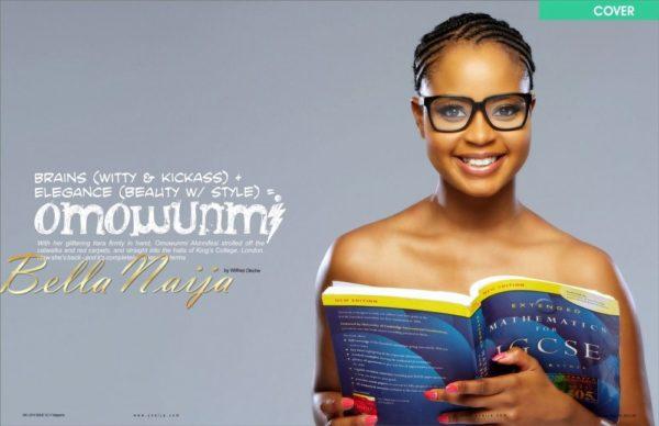 Omowunmi Akinnifesi covers Y! Magazine's June 2013 Issue - June 2013 - BellaNaija002