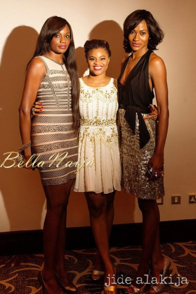 Ono Bello in Herve Leger by Max Azria - BN Pick Your Fave - June 2013 - BellaNaija