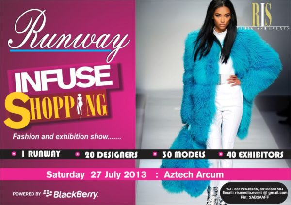 Runway Infuse Shopping - BellaNaija - June2013