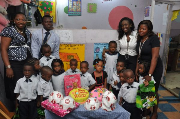 Sterling Bank Celebrates its 'I Can Save' Account Holders on Childrens Day - June 2013 - BellaNaija003