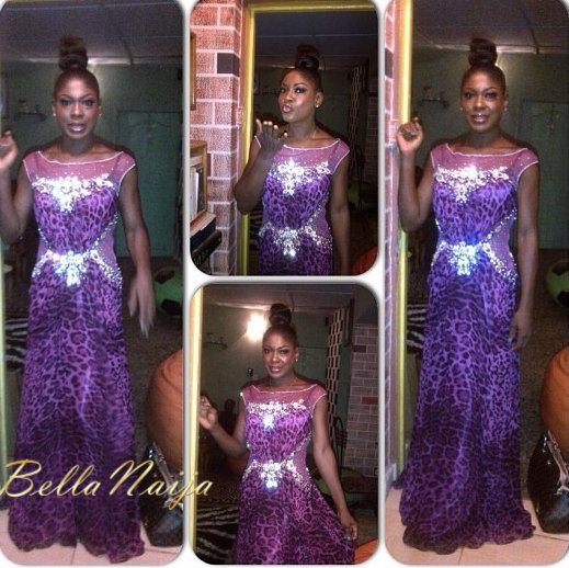 Susan Peters Birthday Looks - June 2013 - BellaNaija02