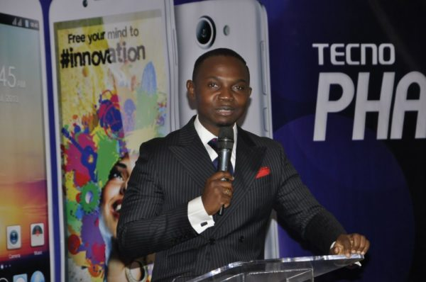 Techno Phantom Phone Press Launch  - June 2013 - BellaNaija011