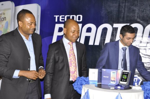 Techno Phantom Phone Press Launch  - June 2013 - BellaNaija014