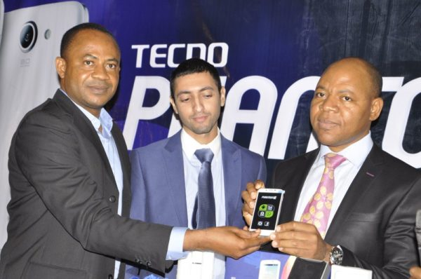 Techno Phantom Phone Press Launch  - June 2013 - BellaNaija015