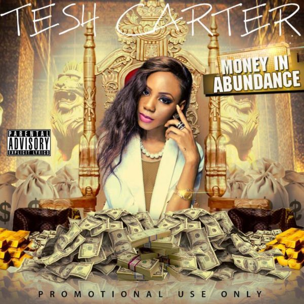Tesh Carter - MIA - BellaNaija
