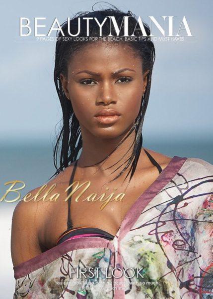Tiwa Savage on the cover of Mania Magazine - June 2013 - BellaNaija001