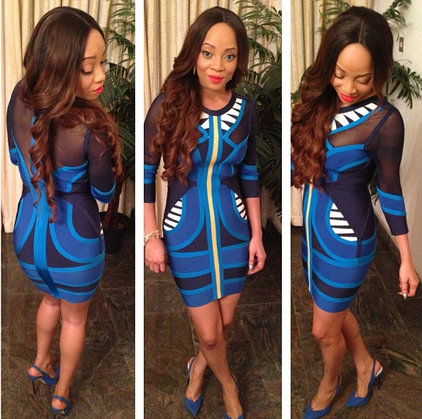 Toke Makinwa - June 2013 - BellaNaija