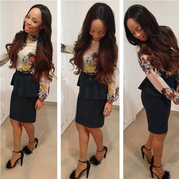 Toke Makinwa - June 2013 - Vlog - BellaNaija