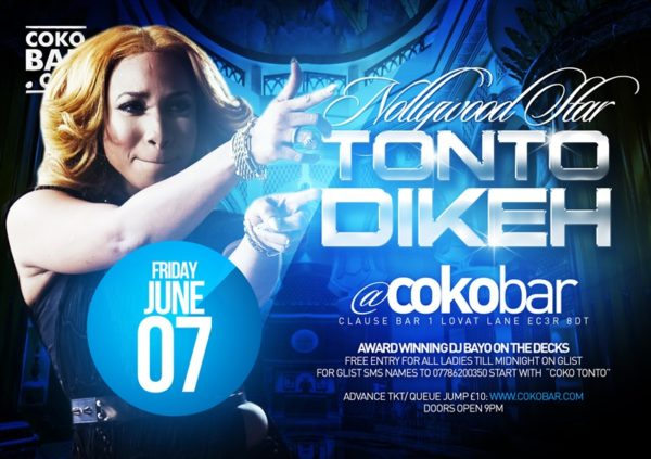 Tonto Dikeh - June 2013 - BellaNaija