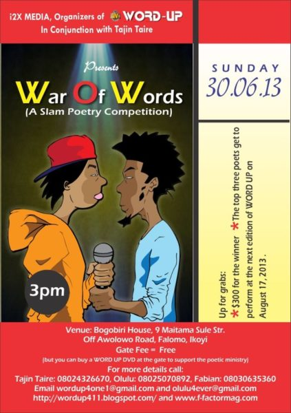 War of Words - BellaNaija
