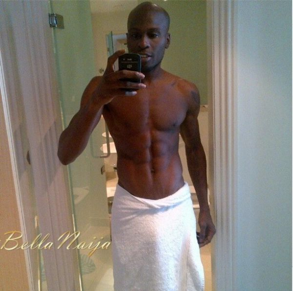 Which Male Celebrities has the best 6 Packs + Biceps- June 2013 - BellaNaija016
