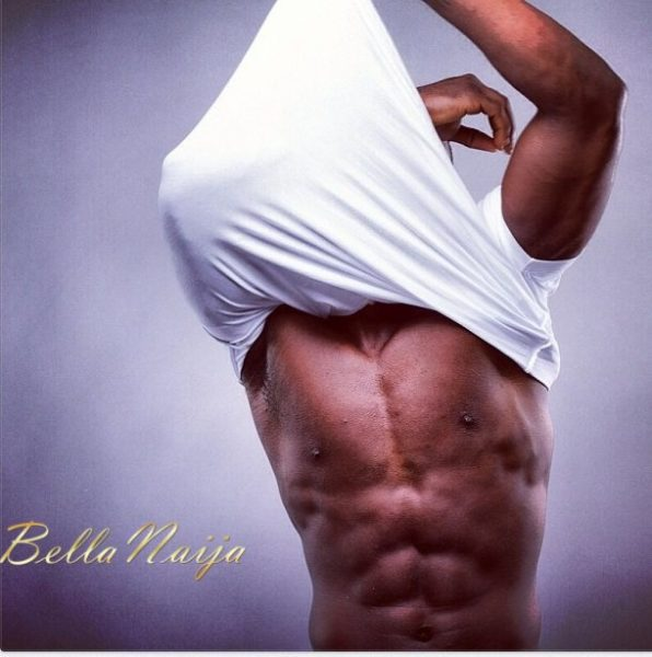 Which Male Celebrities has the best 6 Packs + Biceps- June 2013 - BellaNaija017