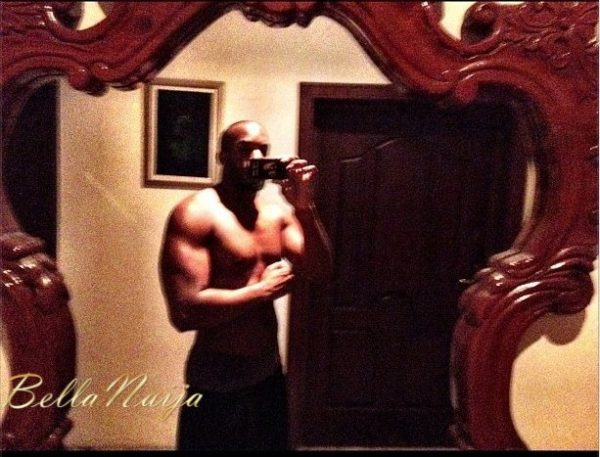 Which Male Celebrities has the best 6 Packs + Biceps- June 2013 - BellaNaija023