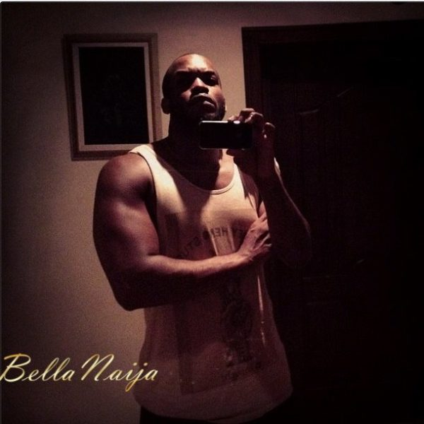 Which Male Celebrities has the best 6 Packs + Biceps- June 2013 - BellaNaija024