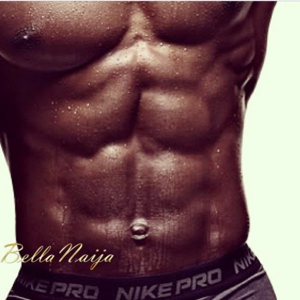 Which Male Celebrities has the best 6 Packs + Biceps- June 2013 - BellaNaija032