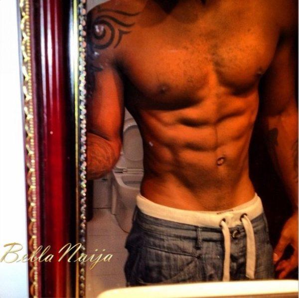 Which Male Celebrities has the best 6 Packs + Biceps- June 2013 - BellaNaija034