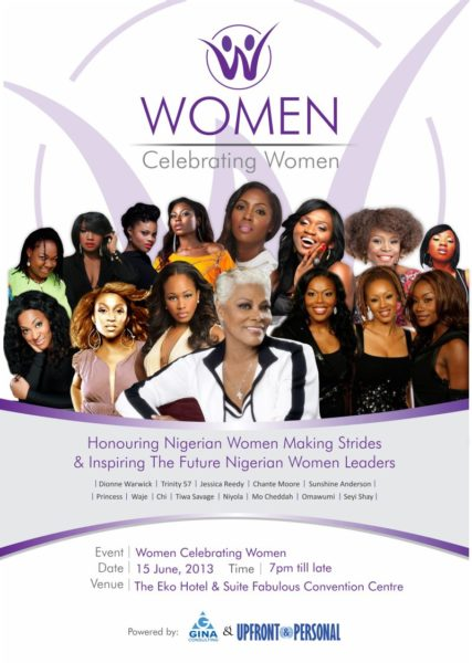 Women Celebrating Women - Bellanaija - June2013