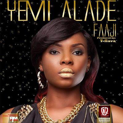 Yemi Alade - Faaji [Single Cover]
