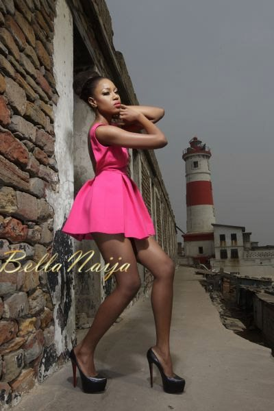 Yvonne Nelson - June 2013 - Bellanaija005