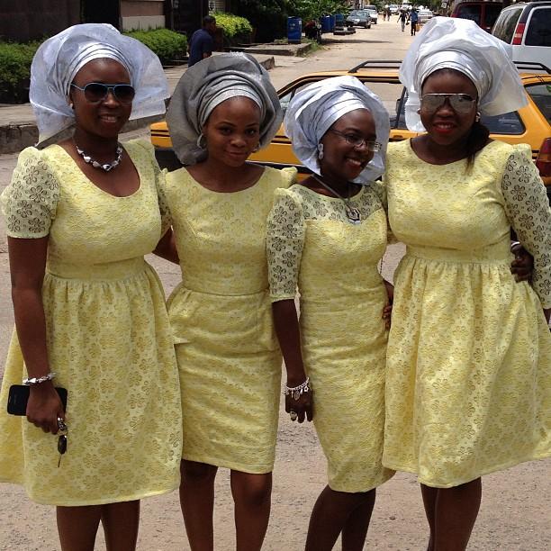 bellanaija_weddings_aso_ebi_instagram_@deobar @oludamiakinloye @pomilay