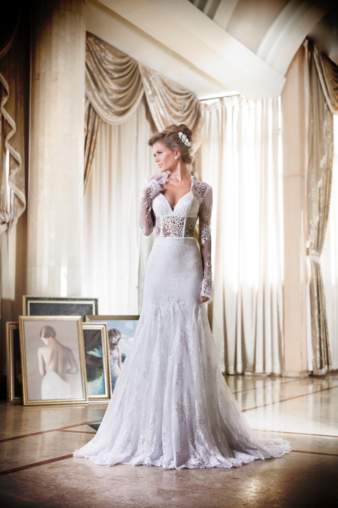 BN Bridal: Liana Haute Couture - 2013/2014 Collection - BellaNaija