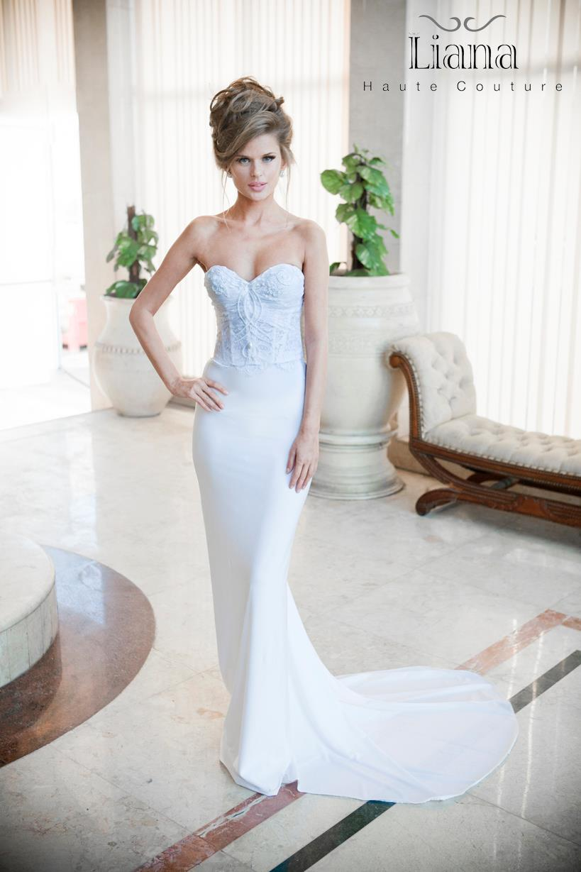 Fat People Wedding Dresses 37 Great  liana haute couture