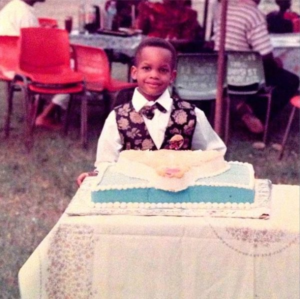 'Birthday Boy'