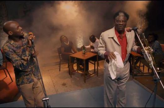 2Face Victor Olaiya
